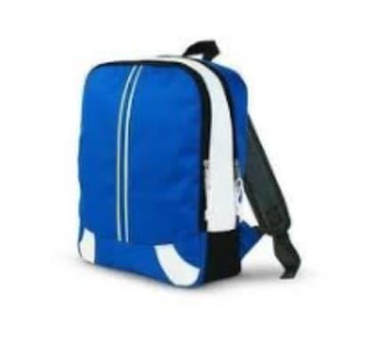 mochila zelta porta laptop con cargador usb todomaletines