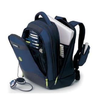 mochila maletín porta laptop urban hybrid solo todomaletines